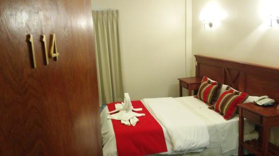 Hotel Santa Cruz: Habitación Matrimonial Junior