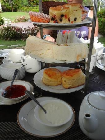 Tea Set Picture Of English Tea House Restaurant