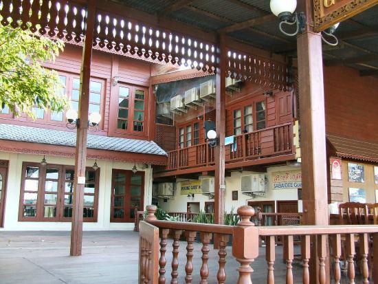 Mekong Riverside: Innenbereich