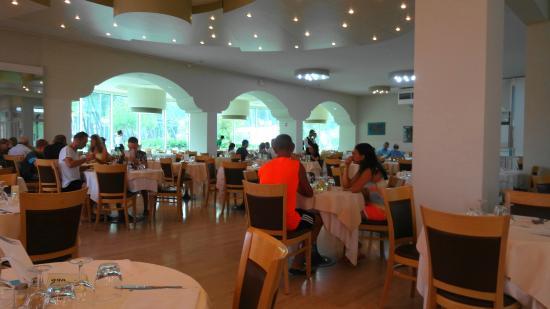 Зал для обедов и ужинов