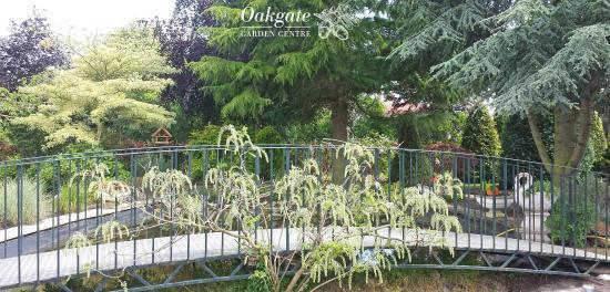 Ellerdine, UK: Oakgate Gardens