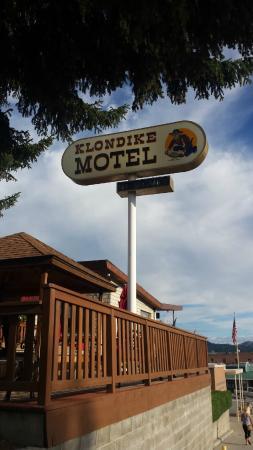 Klondike motel updated 2018 lodge reviews price for Motel one wellness