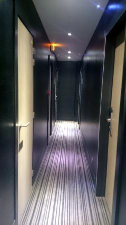 Hotel Saint Charles: corridoio
