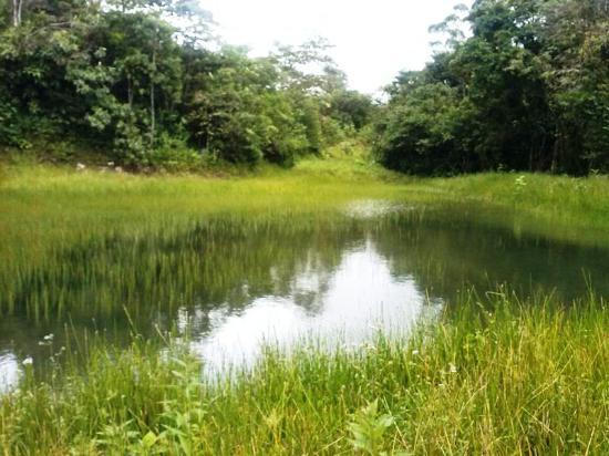 Mera, Ecuador: lagos