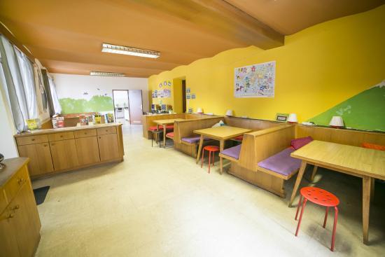 Hostel Marmota: Common Room
