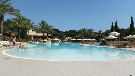 Le Cale d'Otranto Beach Resort: La piscina