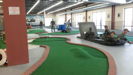 Top Gun Mini Golf & Arcade