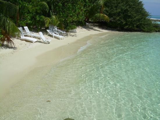 Giravaru Resort: Vecchi ricordi... era il 2008! Maldive per sempre! Il numero  1!