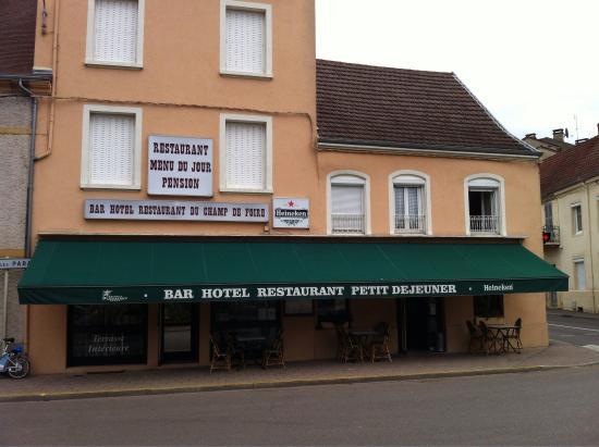 Champ de foire paray le monial restaurant avis num ro - Chambres d hotes paray le monial ...