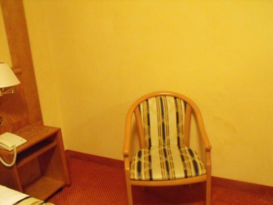 Hotel Plaza Padova: SILLA