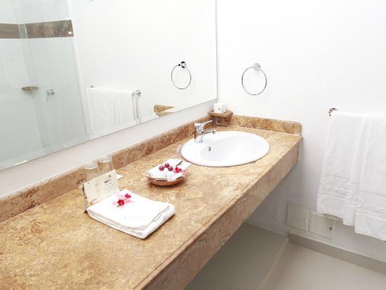 Hospederia Duruelo: Baño