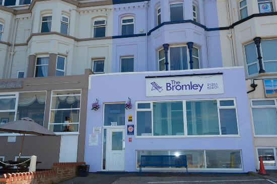 The Bromley Hotel Blackpool Reviews