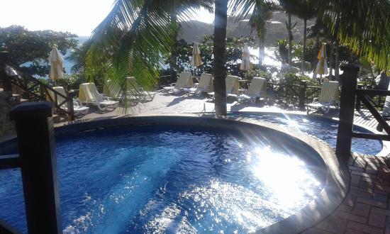 La Boheme Hotel e Apart Hotel : Pileta