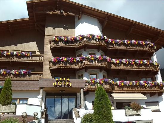 Jerzens, Áustria: appena arrivati