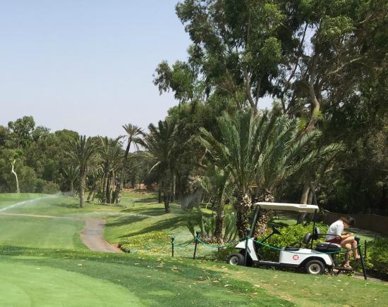 Golf du Soleil à Agadir