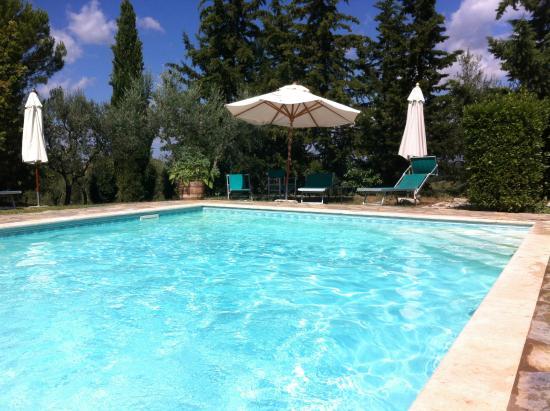Agriturismo Poggetto : Pool