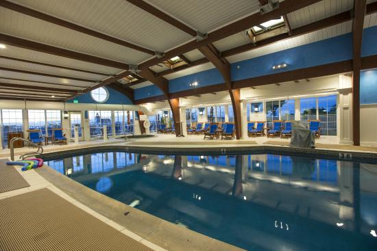 Saybrook Point Inn Spa Indoor Salt Water Pool