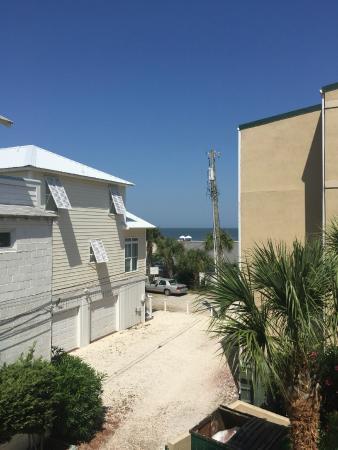 Desoto Beach Hotel Partial Ocean View