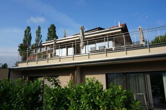 Seerosen picture of vincent hotel sulztal an der weinstrasse tripadvisor - Hotel vincent ...