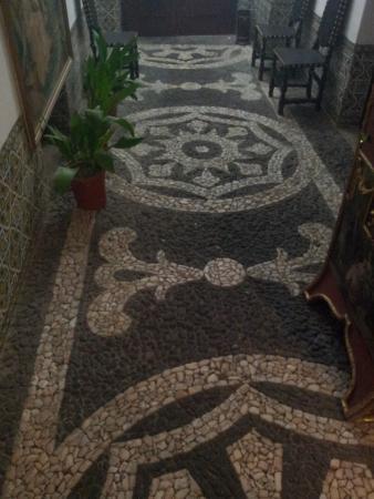 Casa De Sao Tiago: Le hall d'entrée
