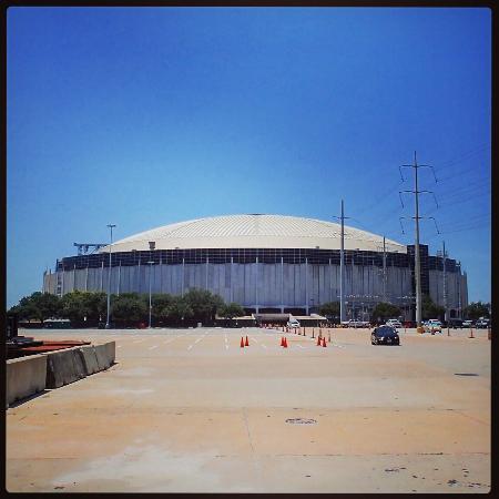 Astrodome USA: SAVE THE ASTRODOME!