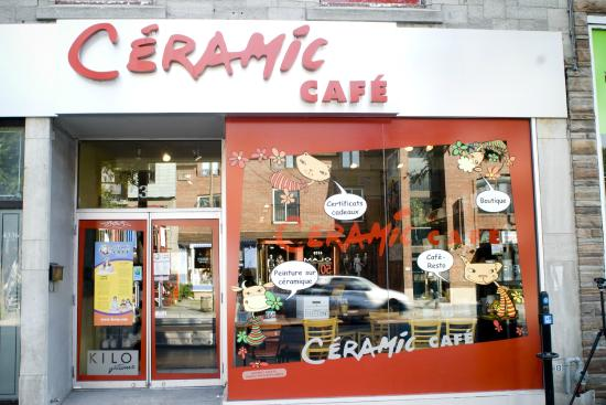 Céramic Café-Studio