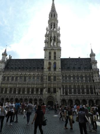 Town Hall Hotel De Ville Bruselas Bélgica