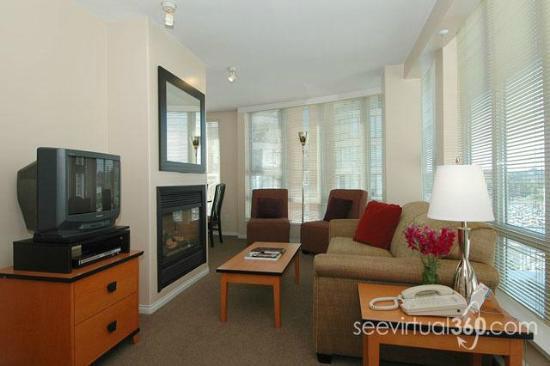 910 Beach Avenue Apartment Hotel One Bedroom