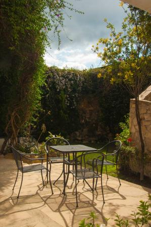 Hotel & Spa Santuario del Alba: JARDIN