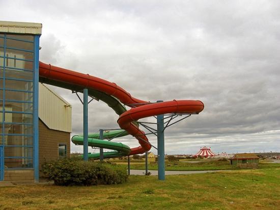 Tramore, Ireland: Slides