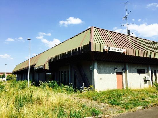 US Depot Kaserne alter Flughafen Gießen Fliegerhorst