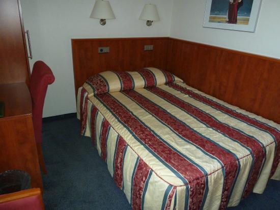 Hotel de Lindeboom : Compact room (room 109)