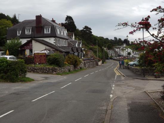 Kippford village