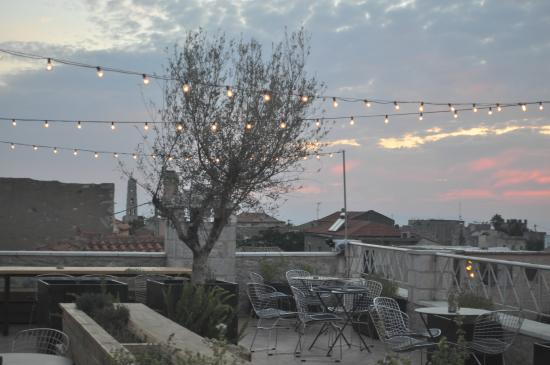 Areos Polis Boutique Hotel: roof top