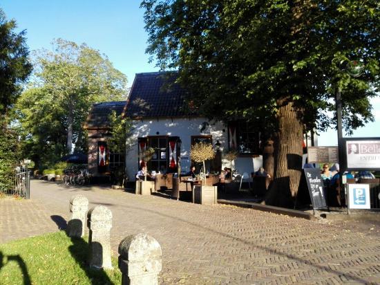 Oud-Zuilen, Países Bajos: Restaurant Belle
