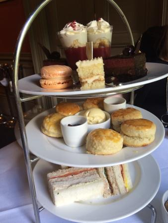 Jesmond Dene House: Afternoon tea