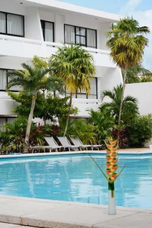 Cancun Bay Resort: Alberca Interior