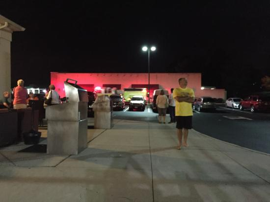 Homewood Suites Richmond Airport: Nuisance Fire Alarm at Midnight