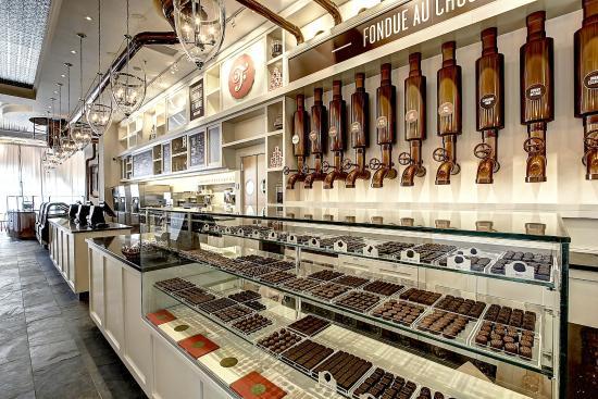 Les Chocolats Favoris