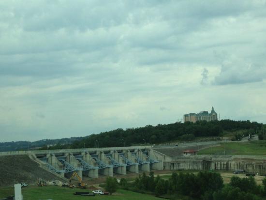 Branson Dam