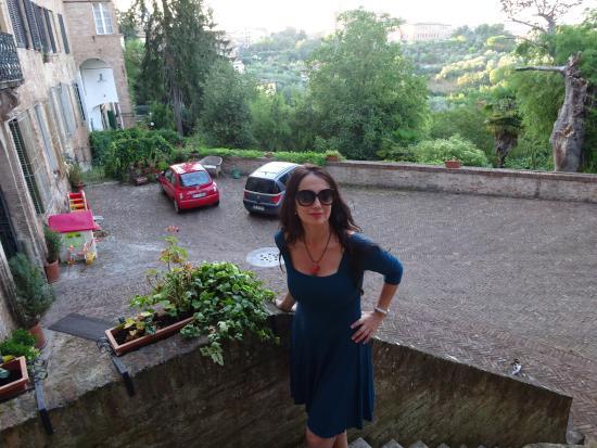 Palazzo Bruchi: Mi lugar en el mundo
