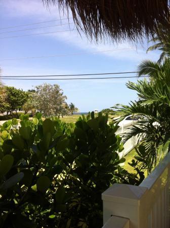 Budget Inn Ocean Resort: view to ocean