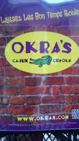 Okra's Cajun Creole : Okra's