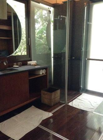 The Fiji Orchid: Bathroom - shower