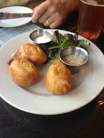 Milford, Nueva Jersey: Fried Artichoke