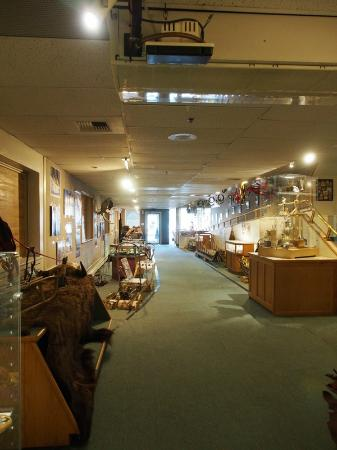 Bouchard S International Dog Mushing Museum