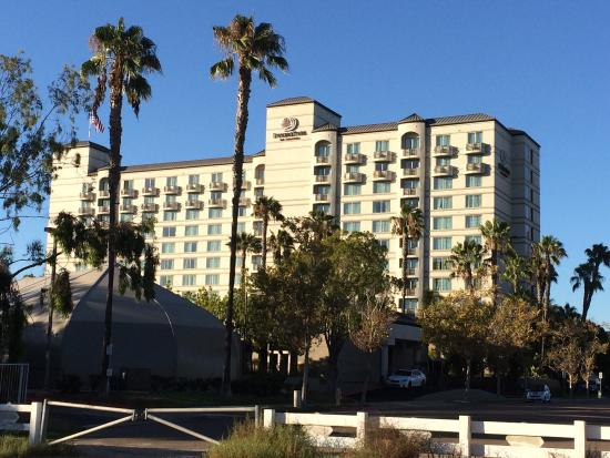 San Diego Doubletree Hotel Mission Valley
