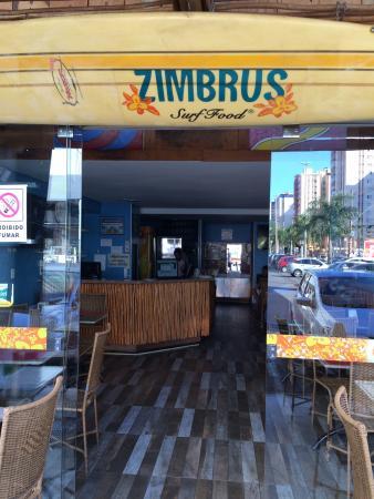 Zimbrus Surf Food