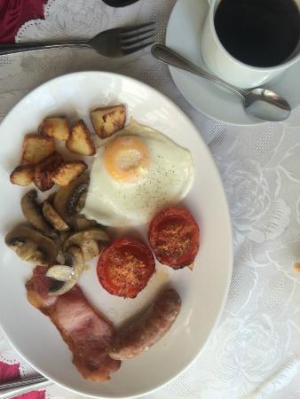 Donkey Shoe Cottage: Wonderful Breakfast