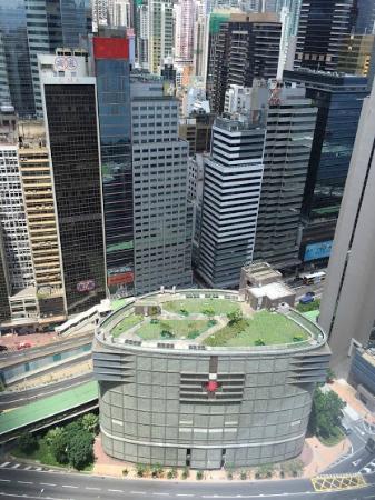 View From The Room Picture Of Four Seasons Hotel Hong Kong Hong Kong Tripadvisor